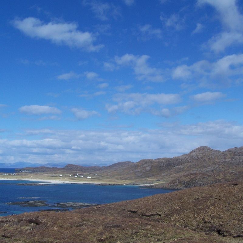 beaches at Ardnamurchan Scotland on blackrock Scottish Tours