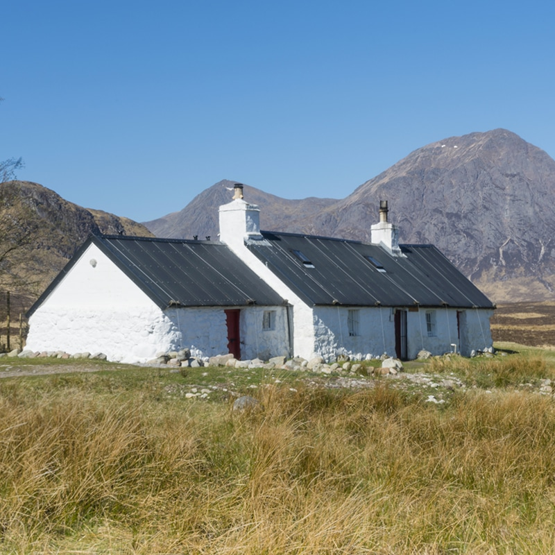 blackrock cottage on glencoe explorer private tour